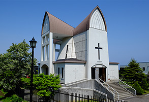 Hakodate St. John Church